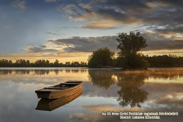 Lakatos Krisztián::Magányos csónak