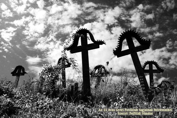Felföldi Nándor::Székely temető