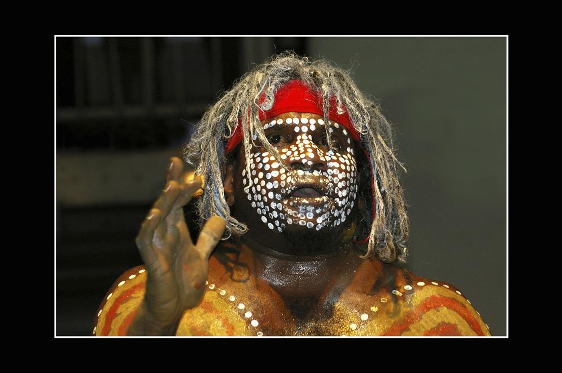 ausztrál őslakos