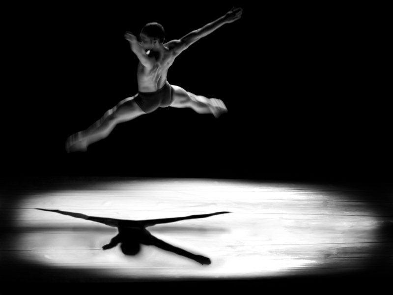 repülő táncos