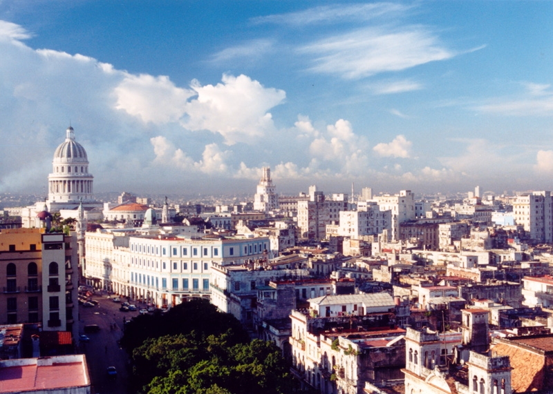 Lantos Sándor::Habana