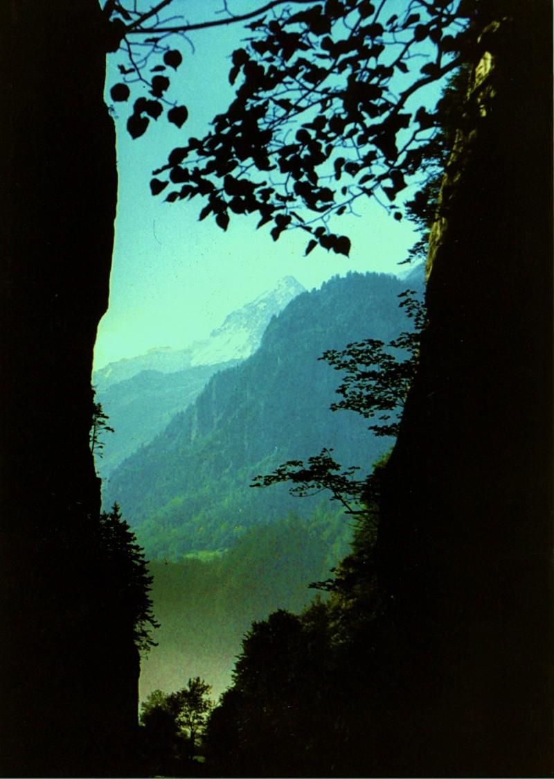 Aare völgy
