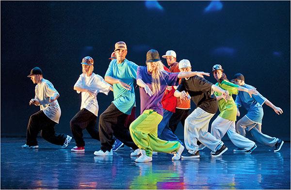 Németh Mihály::Urban Dance Theatre