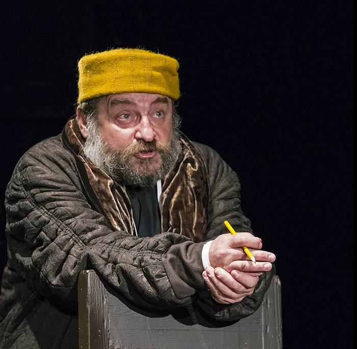 Németh Mihály::A velencei kalmár