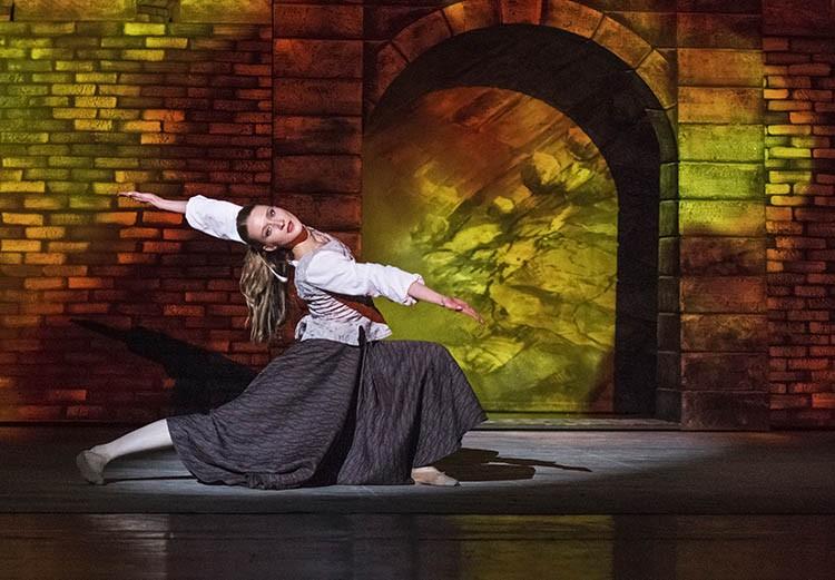 A vaskakas-balett