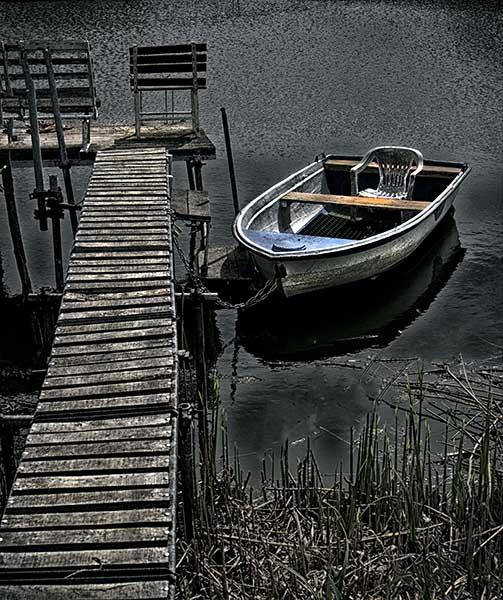 Horgászra várva