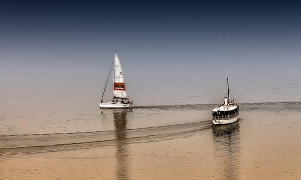 Esti hajókázás
