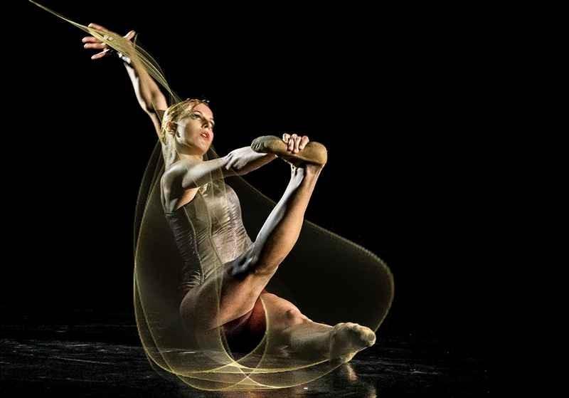 Stipsits Ibolya::Ballerina