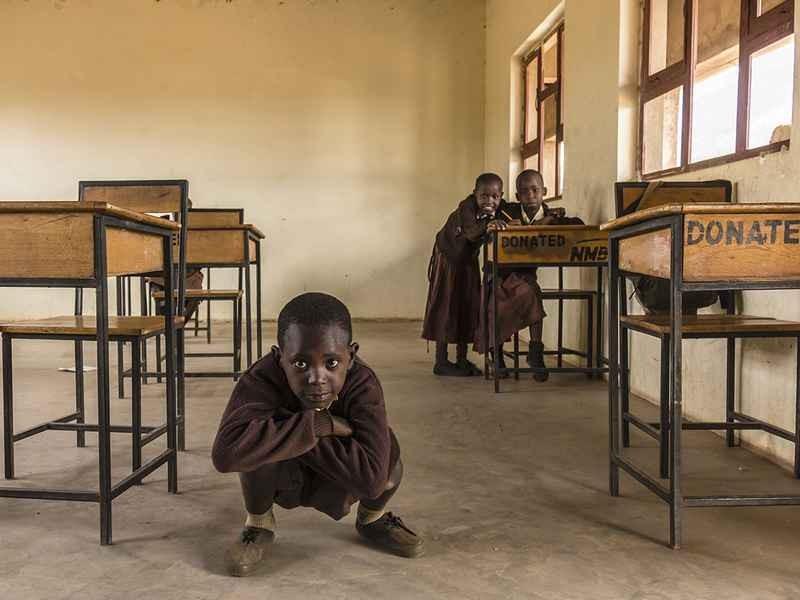 Stipsits Ibolya::Somewhere in Africa