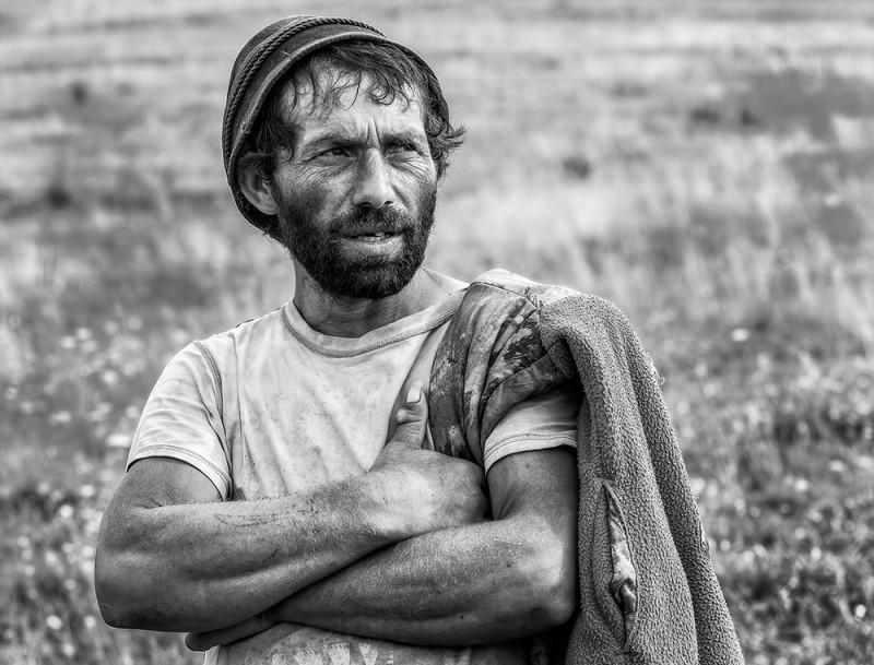 Tálos Péter::Román pásztor
