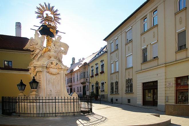 Törzsök János::Frigyláda Győr