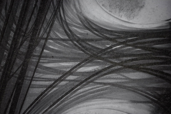 Virág Lajos::Téli rajz