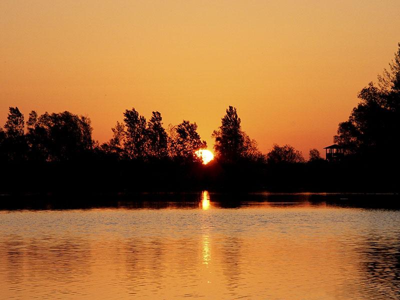 A hajnal első sugara